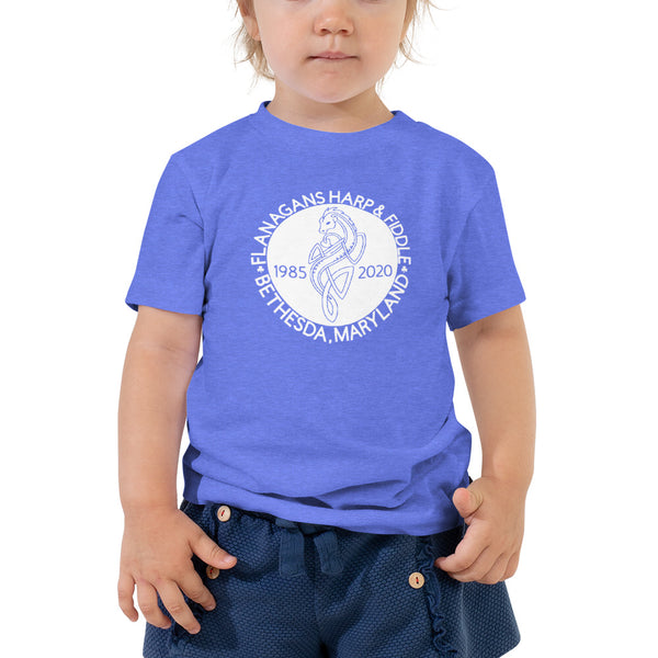 End of An Era Toddler Short Sleeve Tee