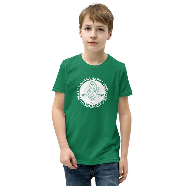 End of An Era Youth Short Sleeve T-Shirt