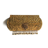 SOLD OUT - Golden Box Bag