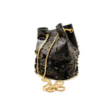 Gardenia Mini Bucket Bag