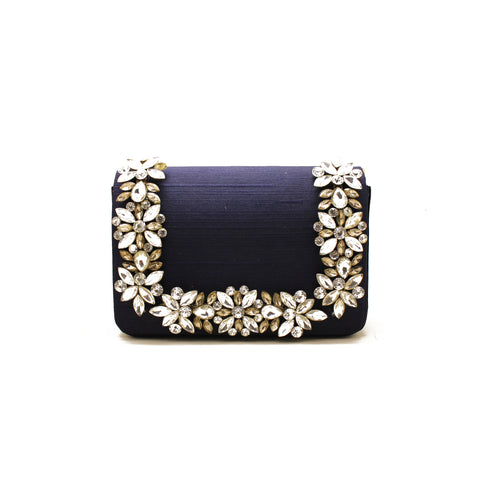 Regale Embellished Evening Bag
