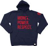 Money, Power, Respect Hoodie