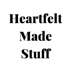 heartfelt made stuff