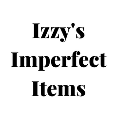 izzy's imperfect items