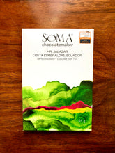 Load image into Gallery viewer, Soma Chocolate - Costa Esmeraldas, Ecuador