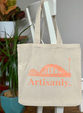 Load image into Gallery viewer, Artisanly Tote