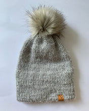 Load image into Gallery viewer, Lightweight Beanie - Grey