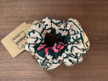 Load image into Gallery viewer, Aztec Scrunchie