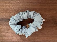 Load image into Gallery viewer, Grey Scrunchie