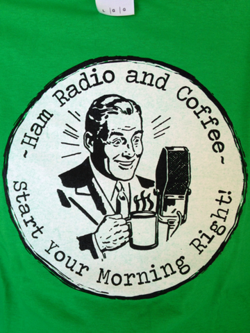 T169 - Coffee and Ham Radio