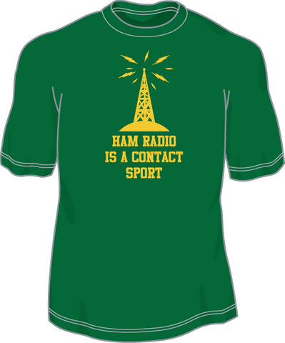 T115 - Ham Radio is a Contact Sport