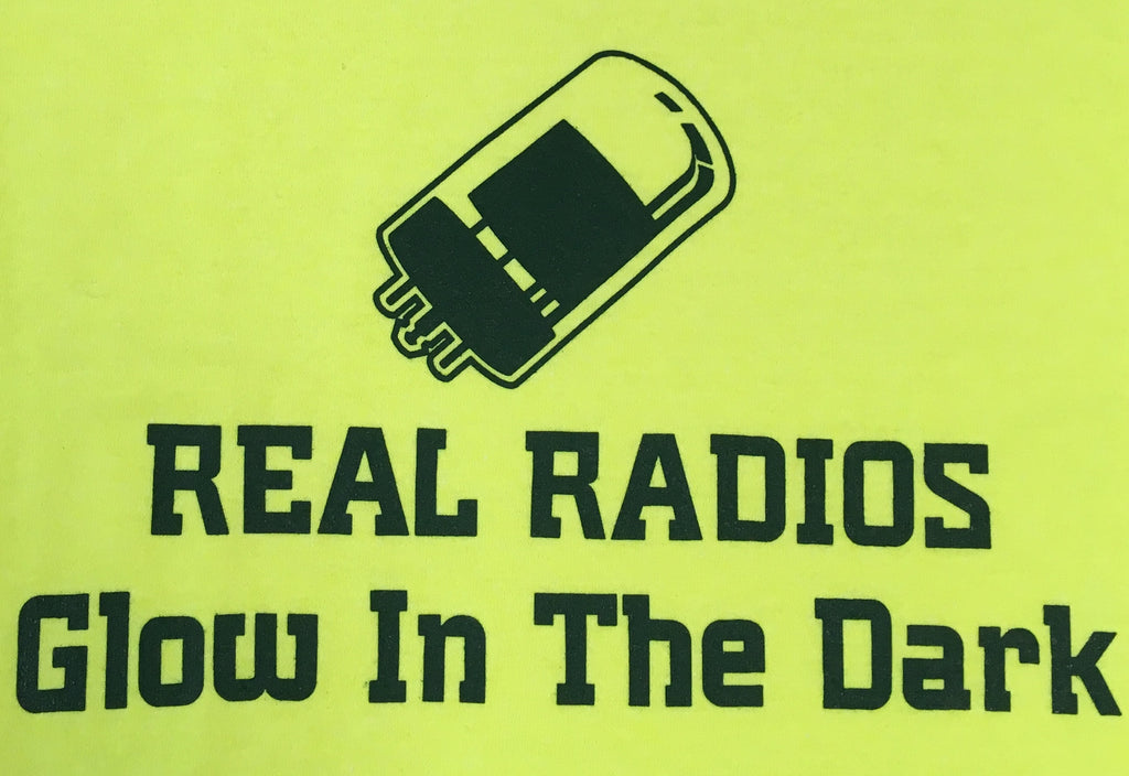 T116- Real Radios Glow in the Dark
