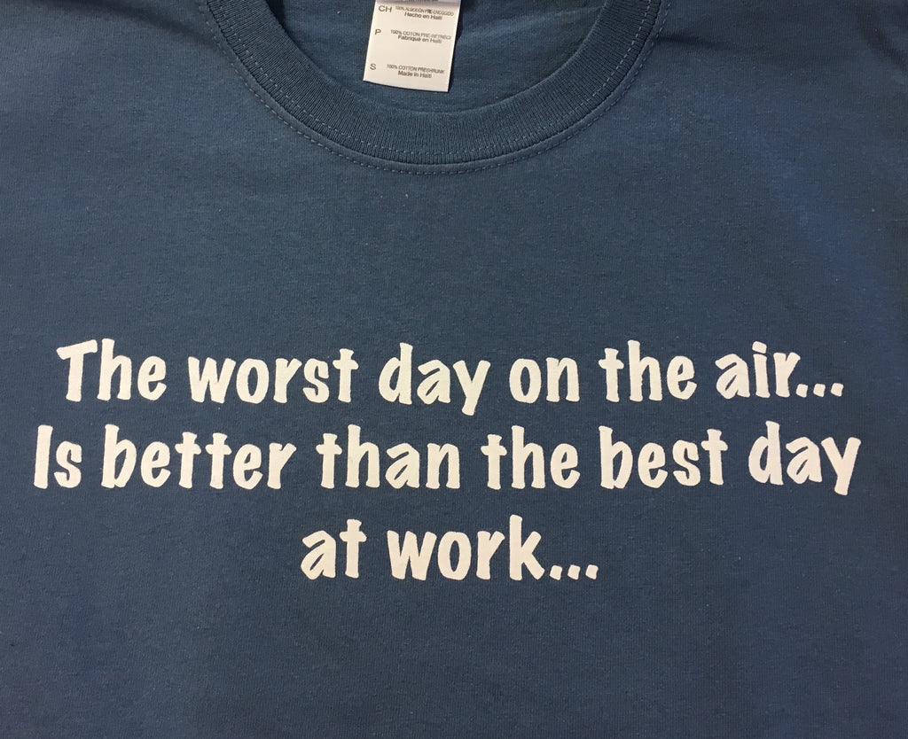 T121 - Worst Day on Air Better Than Best Day At Work