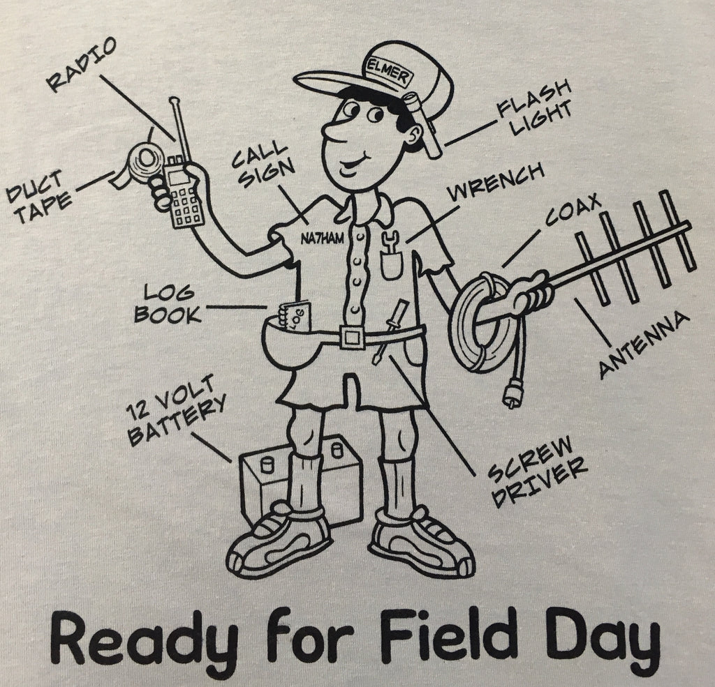 T180-Ready For Field Day