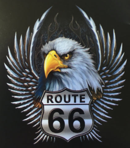 Route 66 Eagle shirt