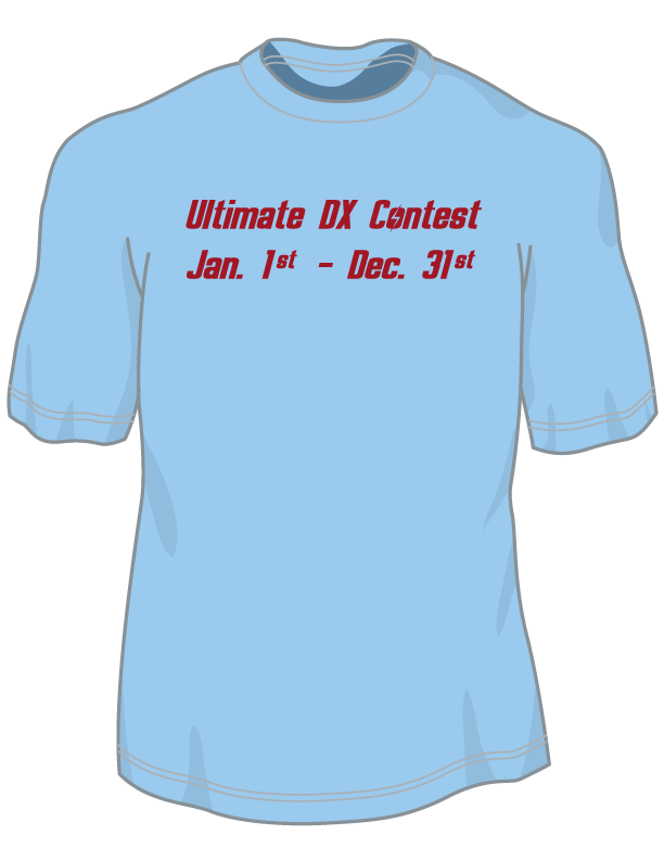 T134 - Ultimate DX Contest