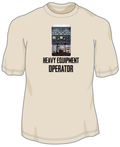 T146 - Heavy Equipment Operator
