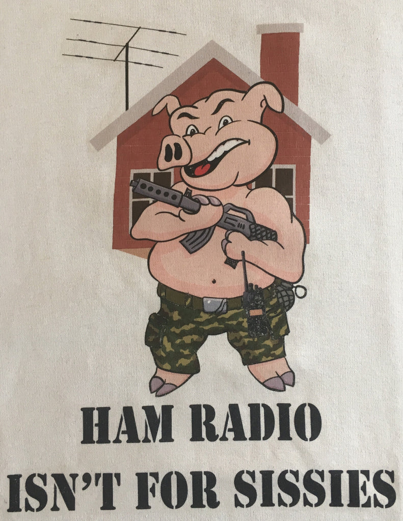 T117 - Ham Radio isn't For Sissies