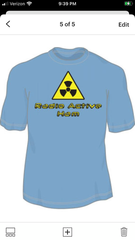SEA-PAC Convention 2019 T-shirt