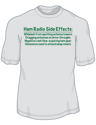 T130 - Ham Radio Side Effects