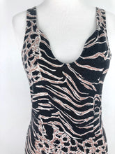Load image into Gallery viewer, 'Some days lovin' animal print mini dress