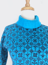 Load image into Gallery viewer, 80s jumper dress
