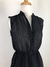 Load image into Gallery viewer, Japanese Vintage polkadot dress