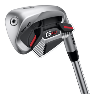 Ping G410 (5-SW 7 irons) Steel Irons