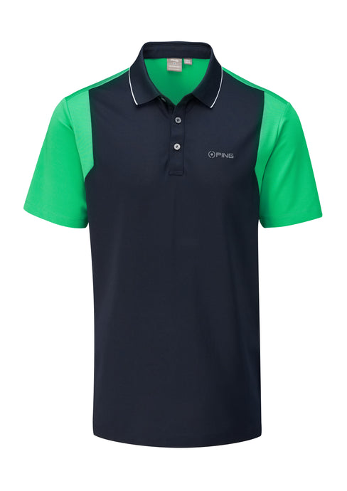 Vista PING Mens Golf Polo Shirt