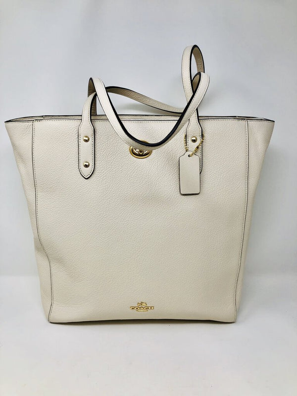 "NWT ""pebbled leather Twin Tote"""