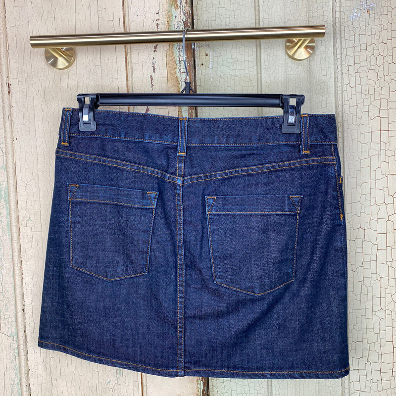 classic denim pencil