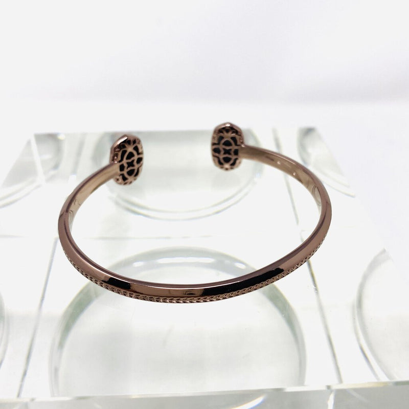 drusy bangle