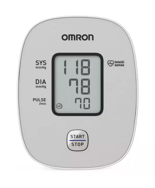 Omron M2 Basic Upper Arm Blood Pressure Monitor (Large Cuff)