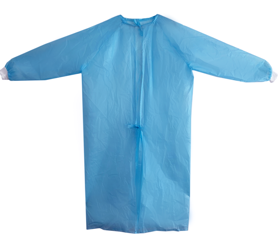 Isolation Gown - Sterile - Cuffed