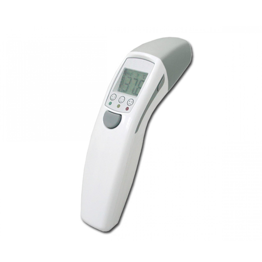 Fast and accurate infrared thermometer for adults
