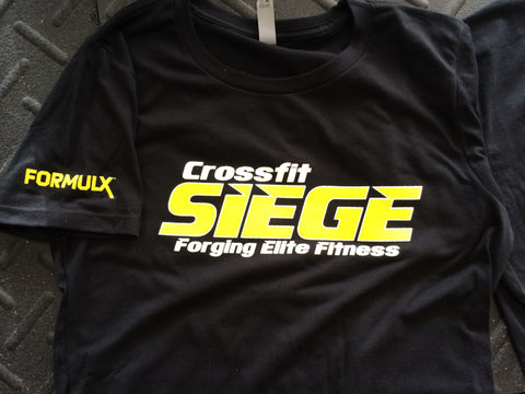 CrossFit Siege - Woman's Shirt