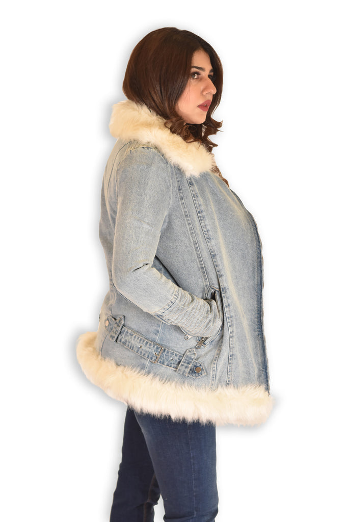 WOMEN JACKET & HOODIES