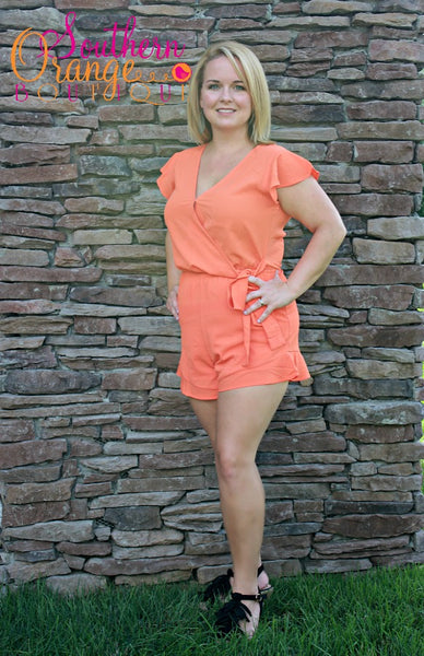 Gameday Romper