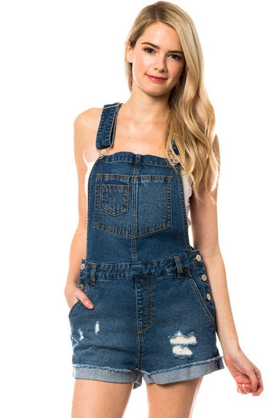 Forever in Blue Jean Overalls