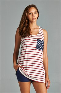 Freedom Song Tank Top