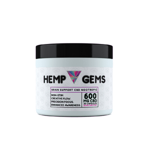 CBD Nootropic Hemp Gems