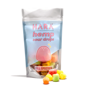 Vegan CBD Sour Drops
