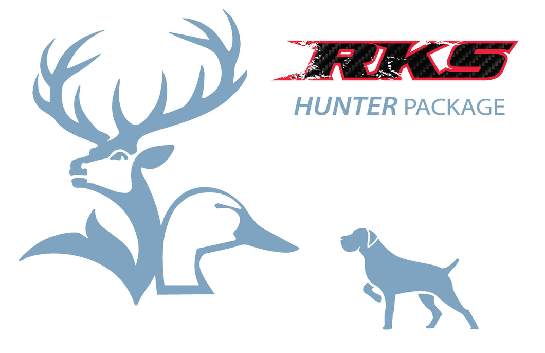 COMING SOON: Hunter Package