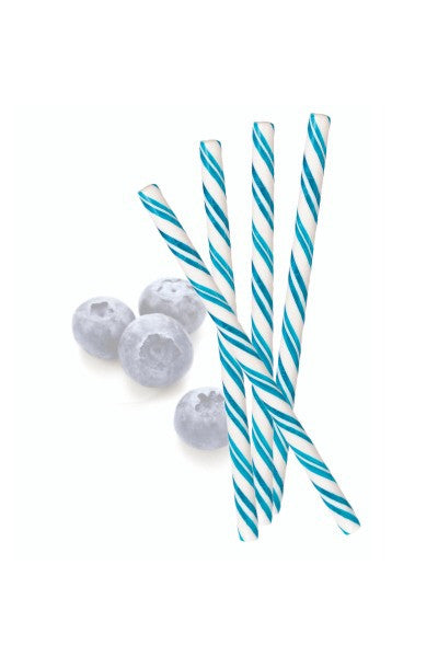 Blueberry Candy Sticks, 50 Count - Item #2415