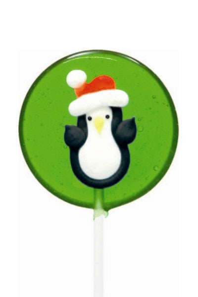 Christmas Lollipal, Penguin
