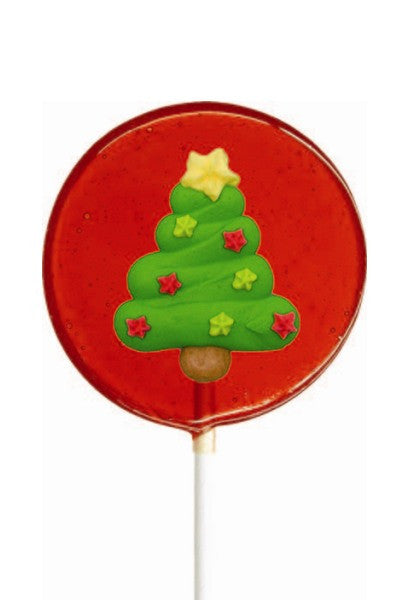 Christmas Lollipal, Tree