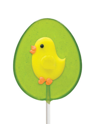 Easter Chick Lollipal 3 Pack