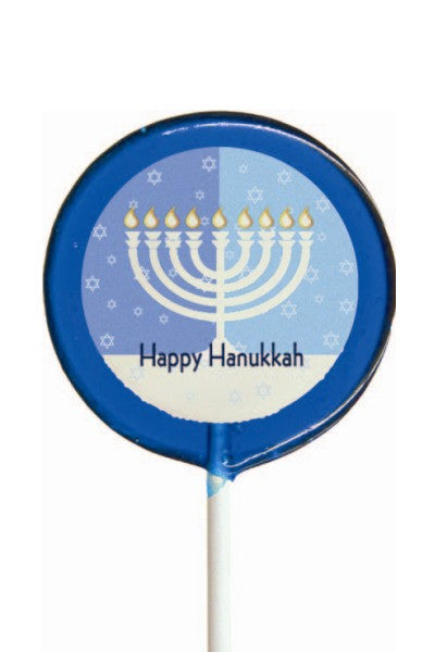 Hanukkah Lollipal, Menorah