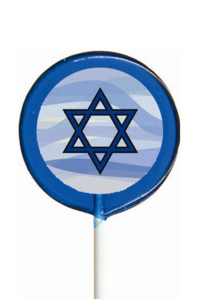 Hanukkah Lollipal, Star of David