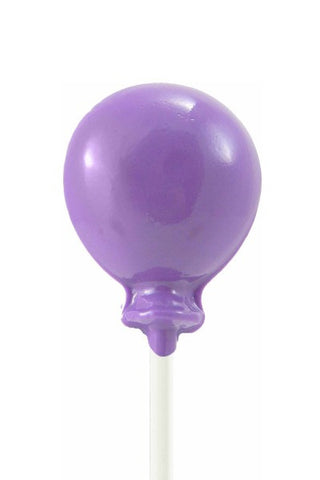 Balloon Shaped Pops, Violet